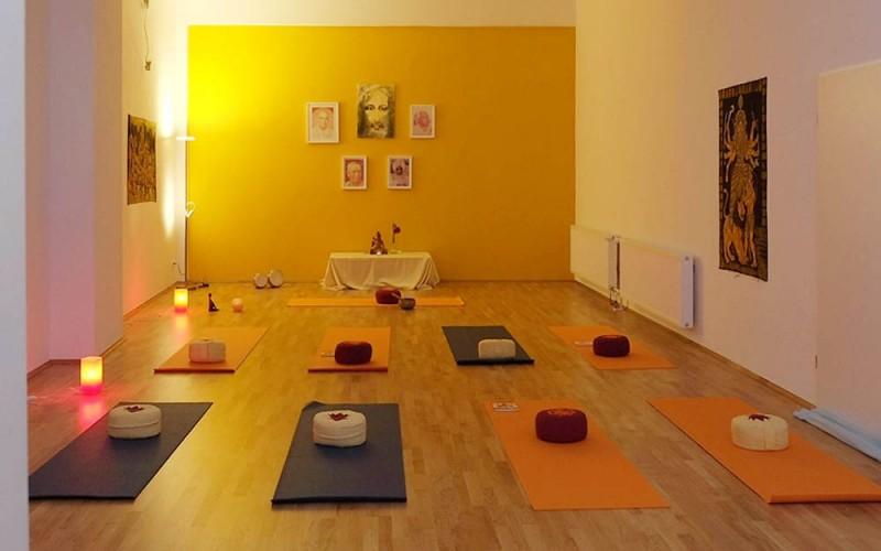 Aachen Yoga-Raum