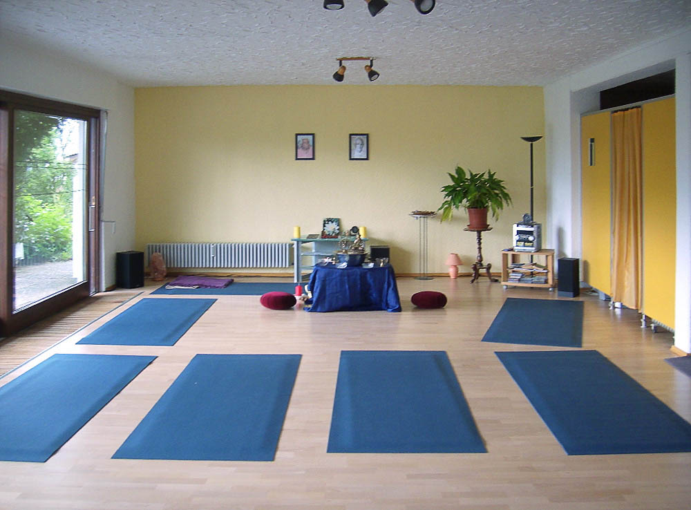 Yogaraum Backnang