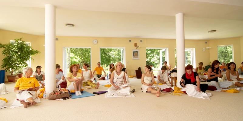Yoga Ashram im Westerwald