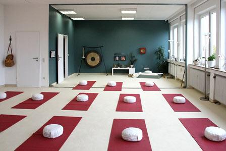 Yogaraum Gestalten moers yogakurse finden