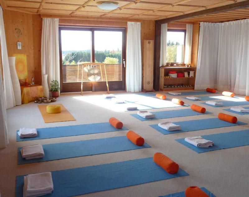 Yoga Vidya Seekirchen Surya Raum